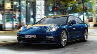 Porsche Panamera 2019 Exterior 007