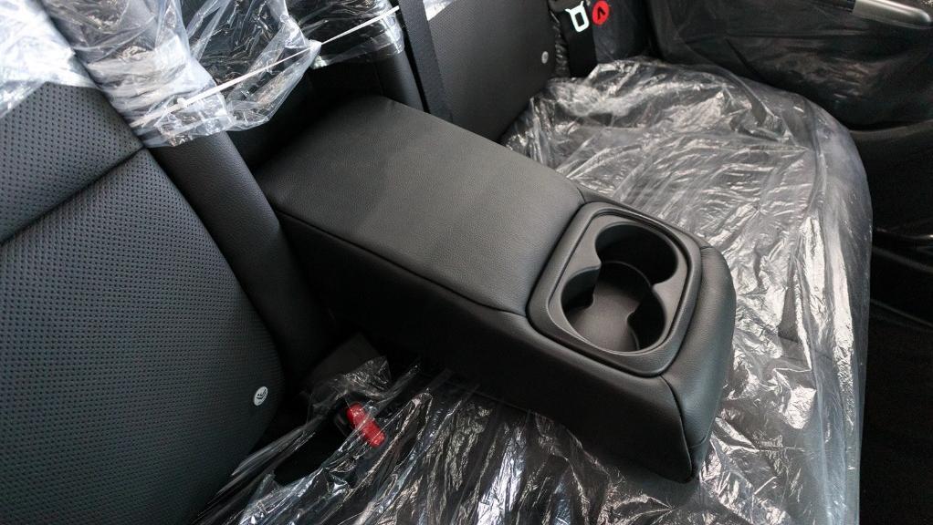 Honda City 2019 Interior 035