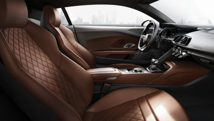Audi R8 2019 Interior 005
