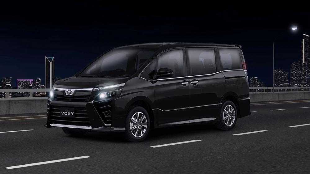 Toyota Voxy 2019 Exterior 002