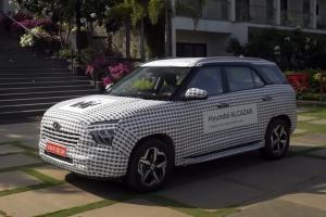 Hyundai Alcazar 2021 Siap Meluncur, Potensial Tantang Toyota Rush di Indonesia