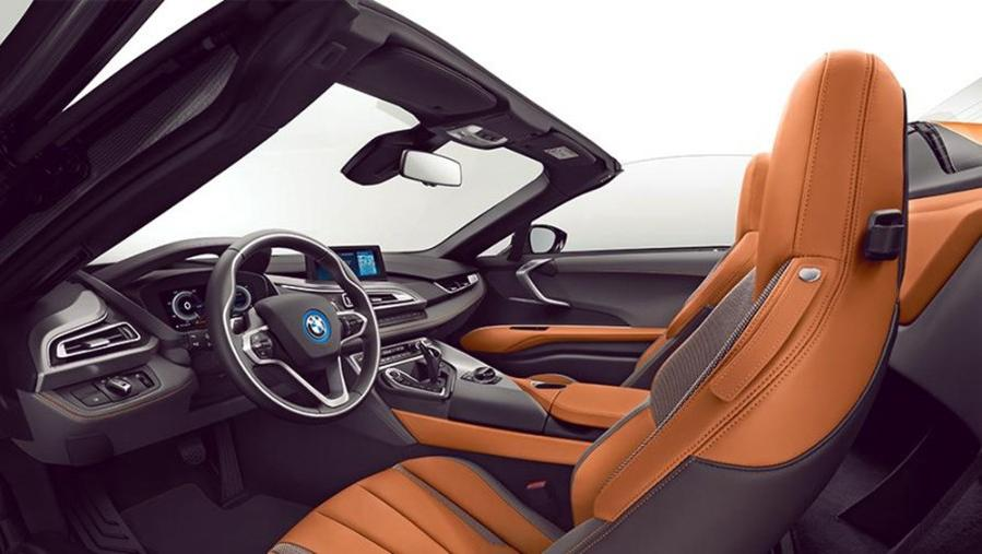 BMW I9 Roadster 2019 Interior 005