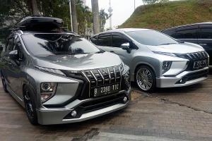 Keuntungan Punya Mitsubishi Xpander, Mobilnya Gampang Dimodif, Harga Jualnya Juga Bertahan