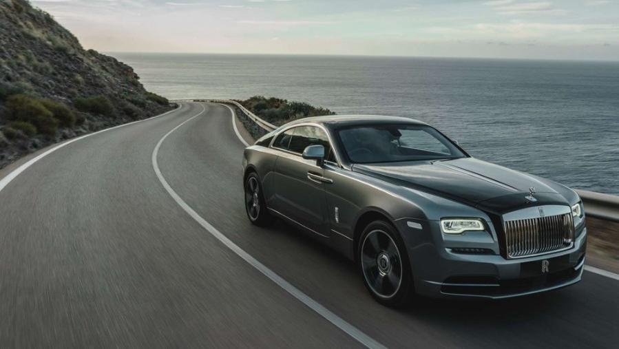 Rolls Royce Wraith 2019 Exterior 002