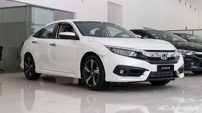 Honda Civic 2019 Exterior 001