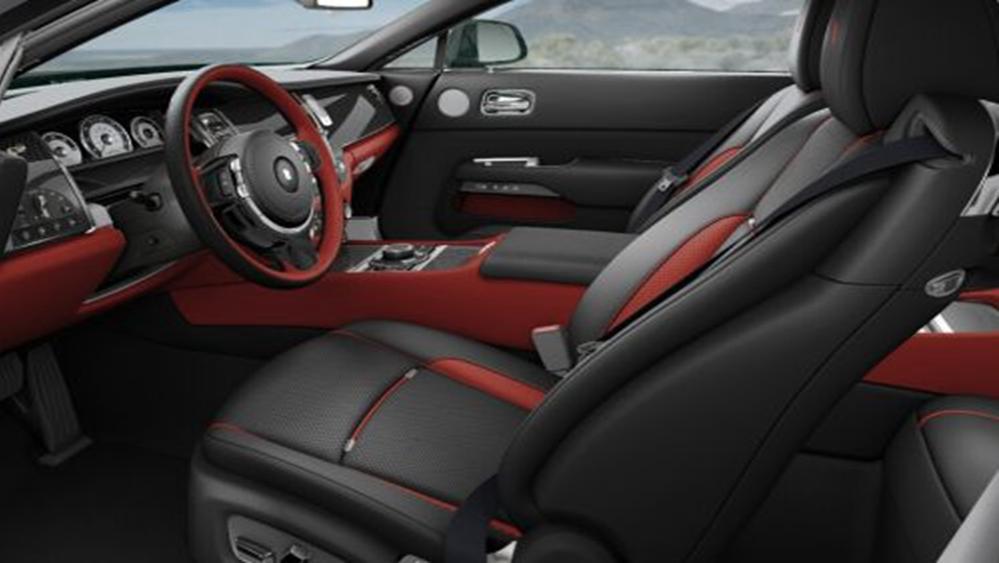 Rolls Royce Wraith 2019 Interior 003