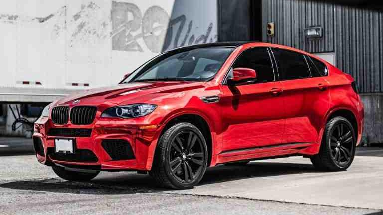 BMW X6 M 2019 Exterior 001