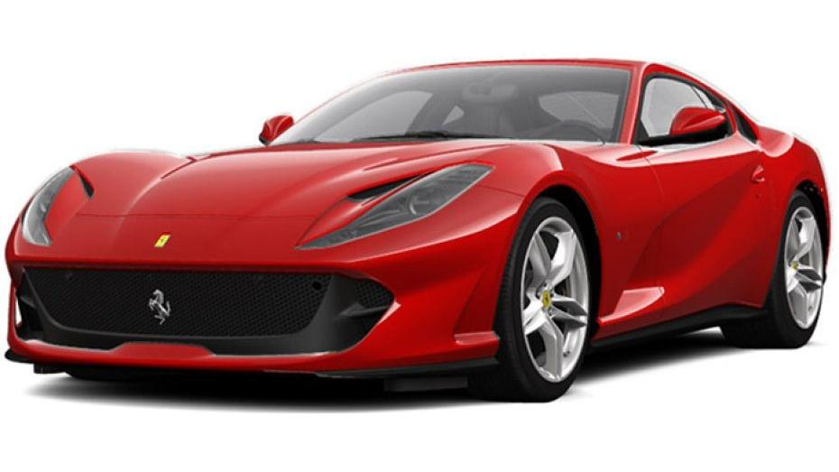 Ferrari 812 Superfast 2019 Others 008