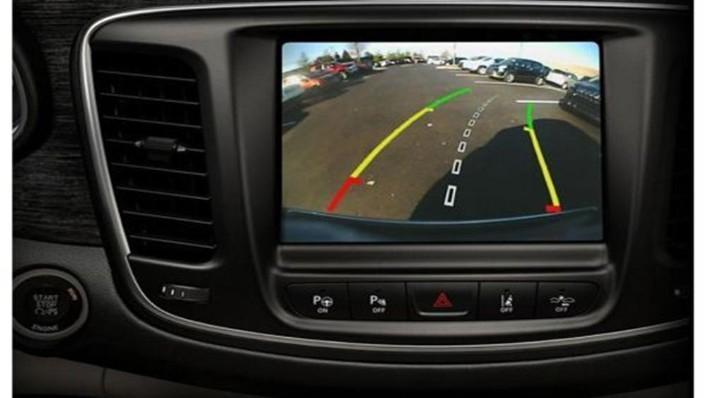 Dodge Journey 2019 Interior 004
