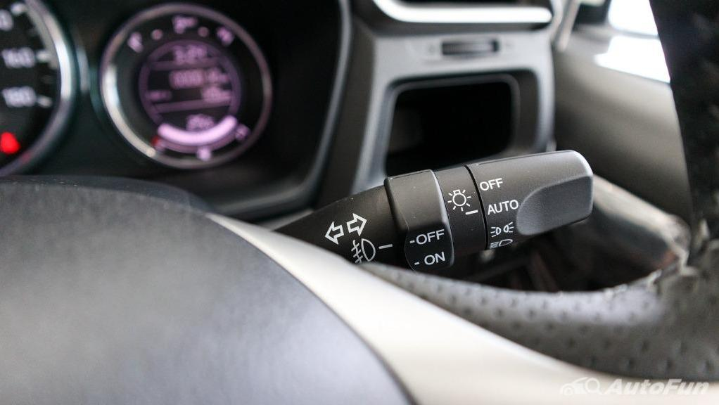 Honda BRV 2019 Interior 007