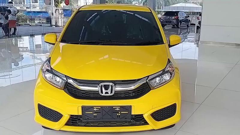 Honda Brio Bisa Dicicil Rp 1 Juta per Bulan, Berapa Uang Mukanya? 02