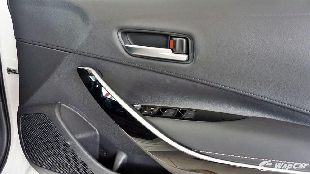 Toyota Corolla Altis 2019 Interior 103