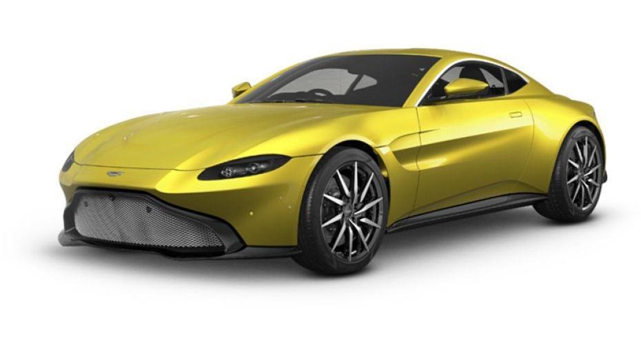 Aston Martin Vantage 2019 Others 011