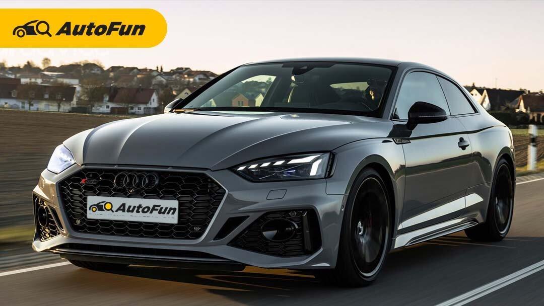 Standar Emisi Gas Buang Ketinggian, Peluncuran Audi RS5 di Indonesia Tertunda 01