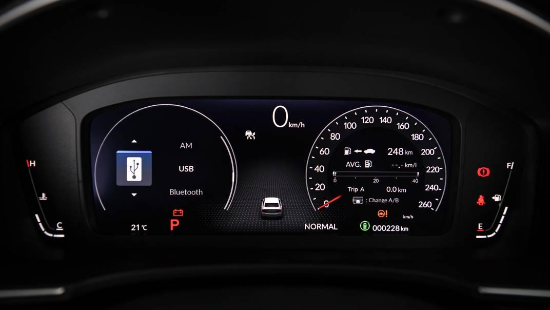 2022 Honda Civic Upcoming Version Interior 030