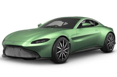 Aston Martin Vantage V12 S Pure Performance