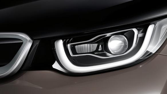 BMW I3s 2019 Exterior 010