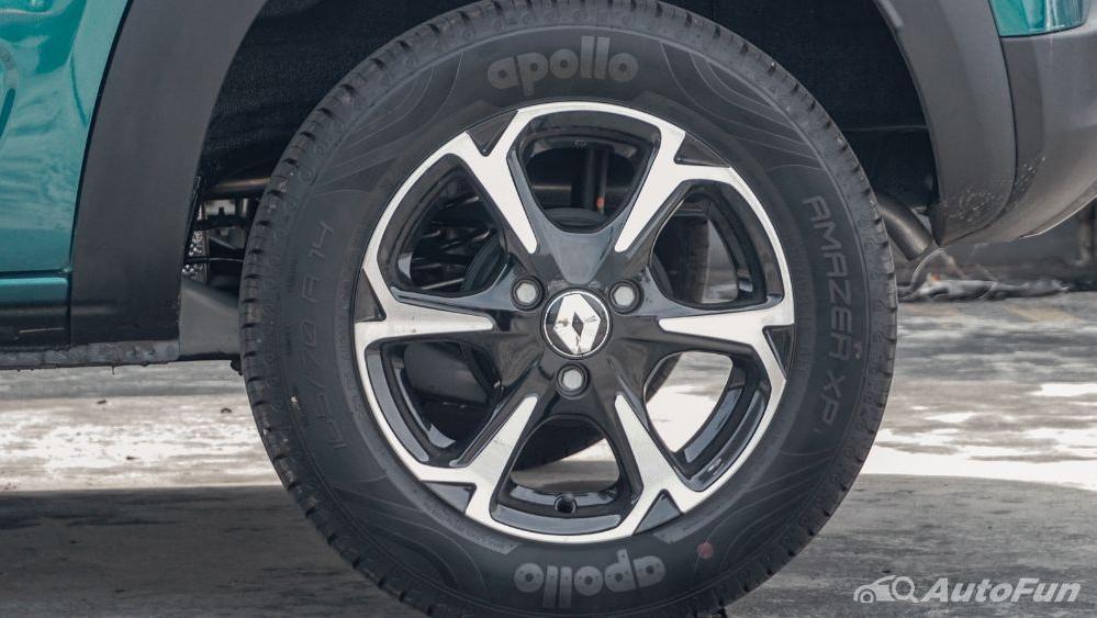 Renault Kwid 2019 Exterior 035