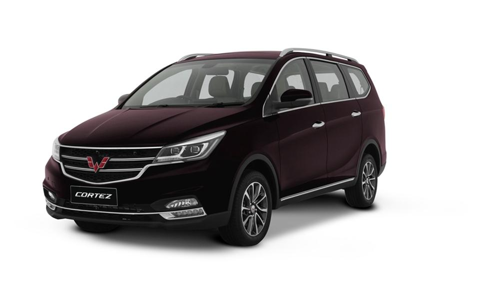 Wuling Cortez 2019 Exterior 001