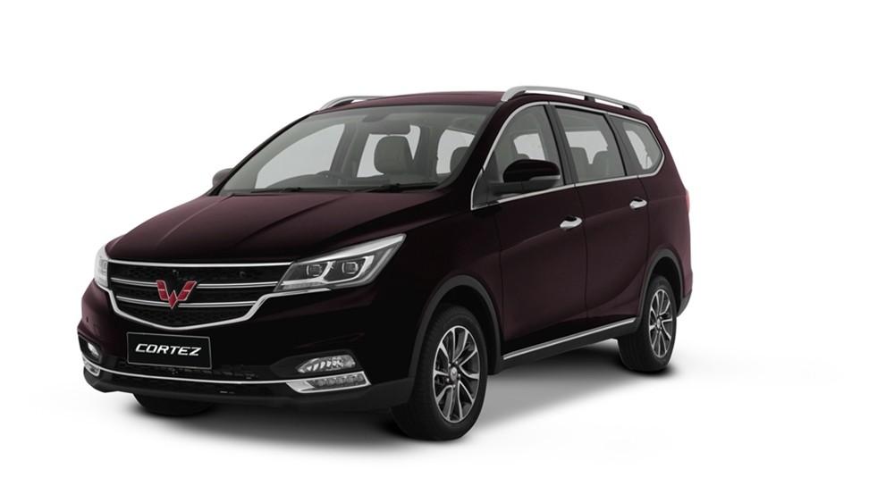 Overview Mobil: Mobil Wuling Cortez 1.5 LT Lux Plus AT dibanderol dengan harga mulai dari Rp290,000 - 208,800 01