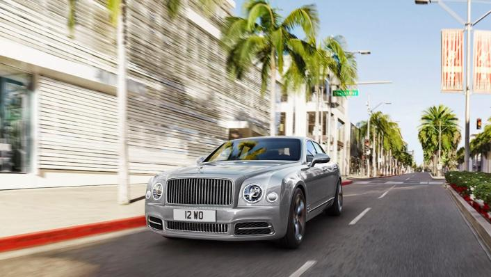Bentley Mulsanne 2019 Exterior 001