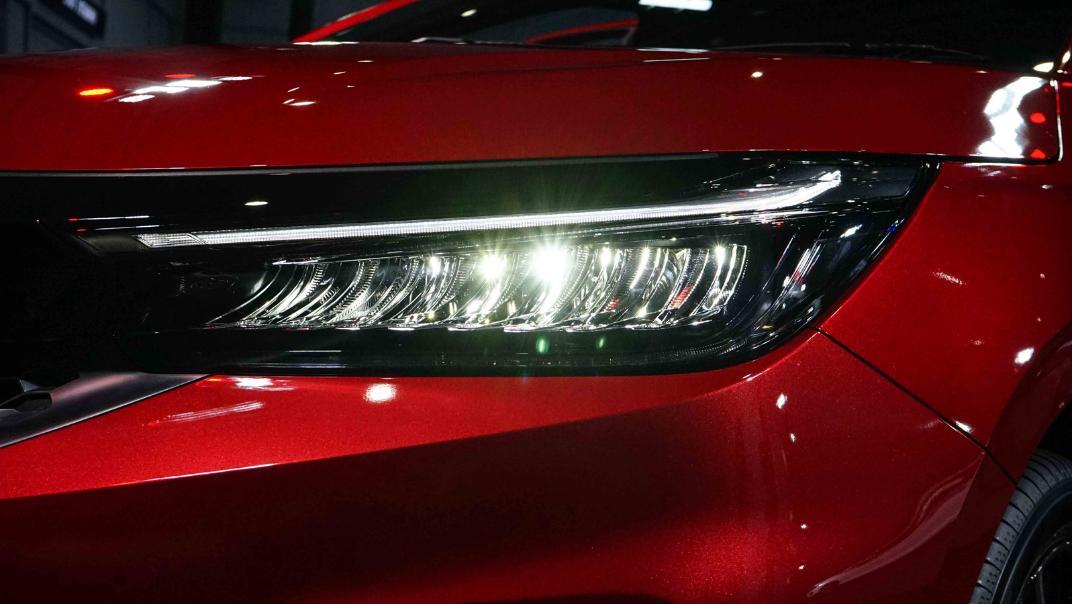 2021 Honda City Hatchback International Version Exterior 090