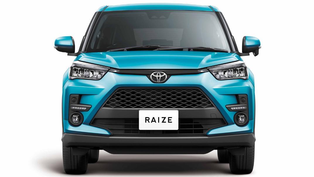 2021 Toyota Raize Exterior 068
