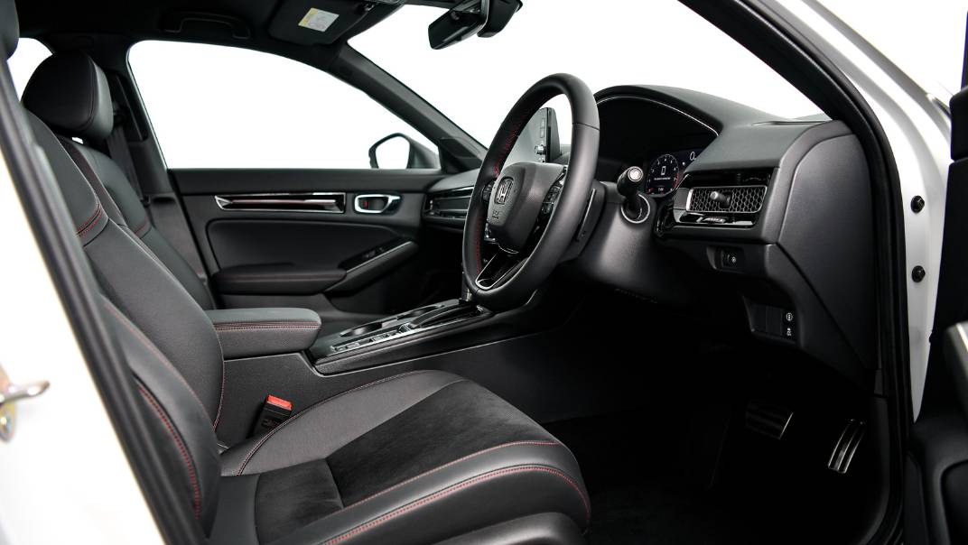 2022 Honda Civic Upcoming Version Interior 080