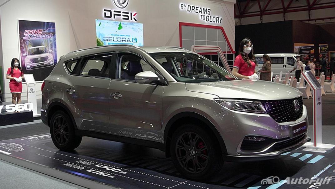 2021 DFSK Glory i-Auto Exterior 002