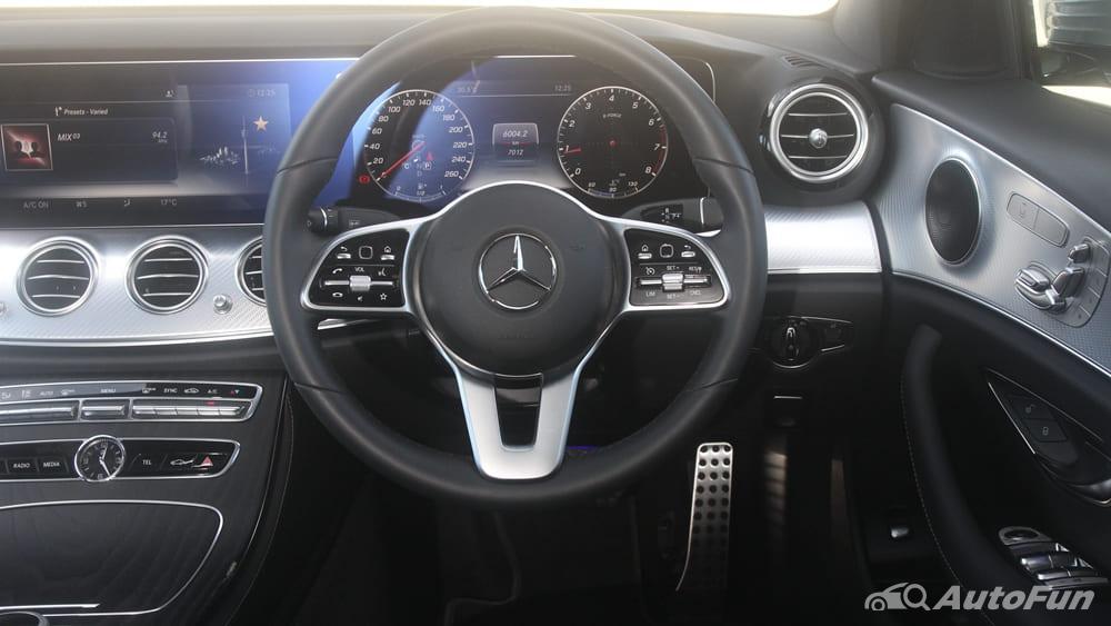 Mercedes-Benz E-Class 2019 Interior 128
