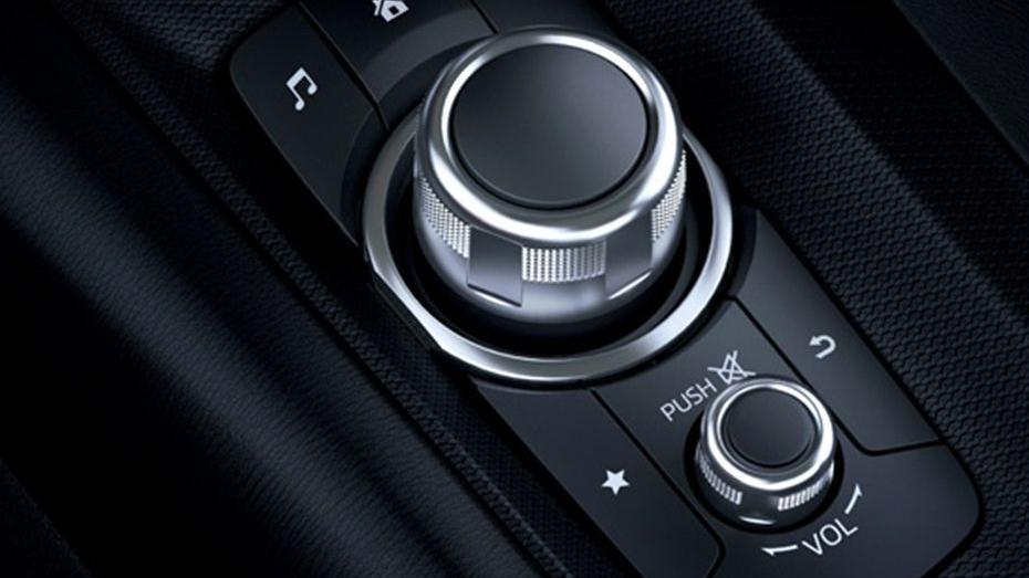 Mazda MX 5 RF 2019 Interior 008