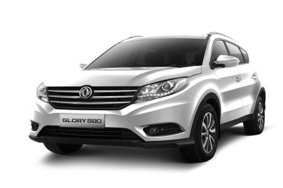 DFSK Glory 580 1.5T CVT Luxury