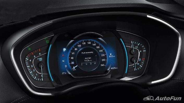 Hyundai Santa Fe 2019 Interior 004