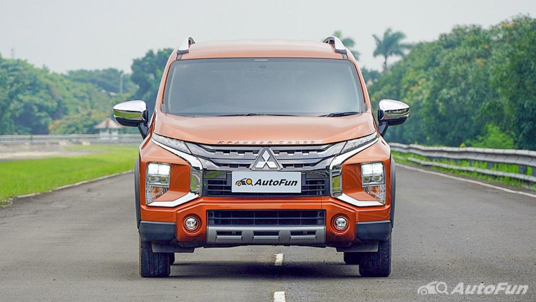 Mitsubishi Xpander Cross 2020 Premium Package AT Exterior 002