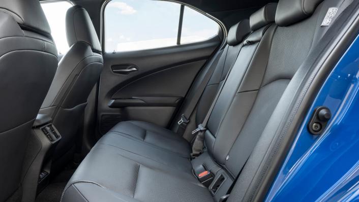 2021 Lexus UX 300e Interior 006