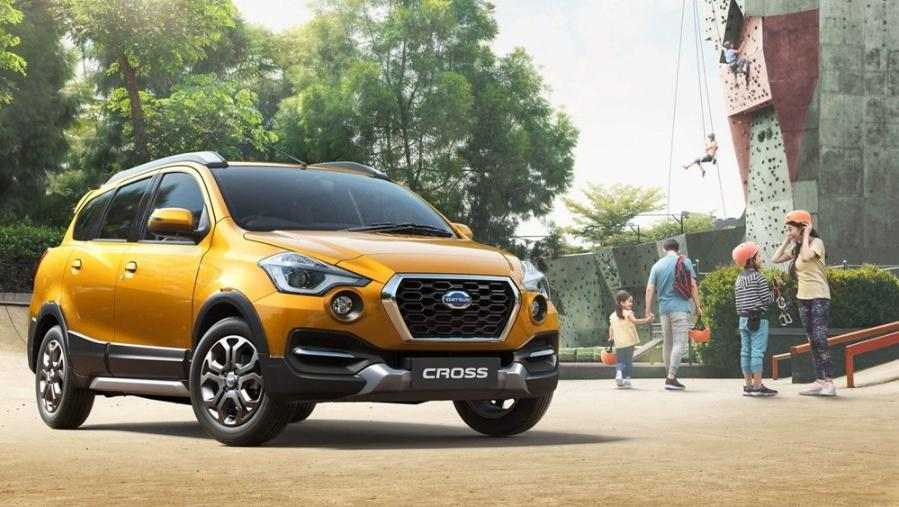 Datsun Cross 2019 Exterior 012