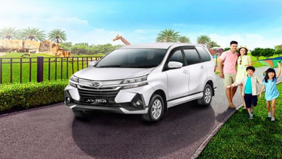 Daihatsu Grand Xenia 2019 Exterior 001