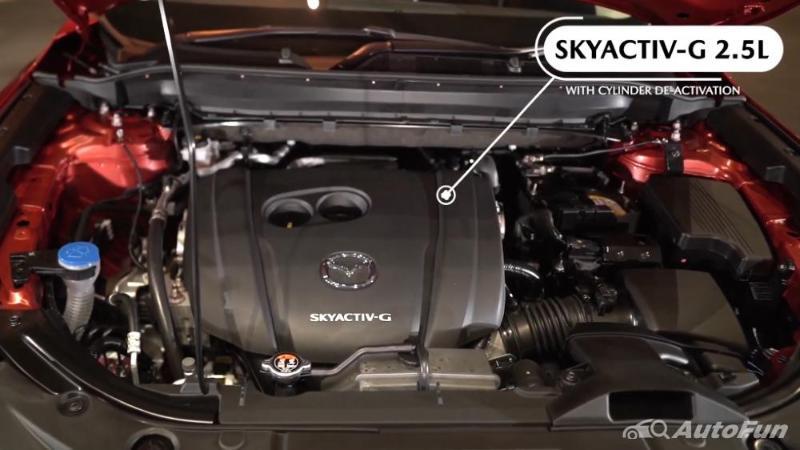 mesin Mazda CX-5 GT