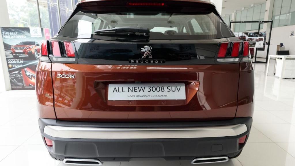 Peugeot 3008 2019 Exterior 005