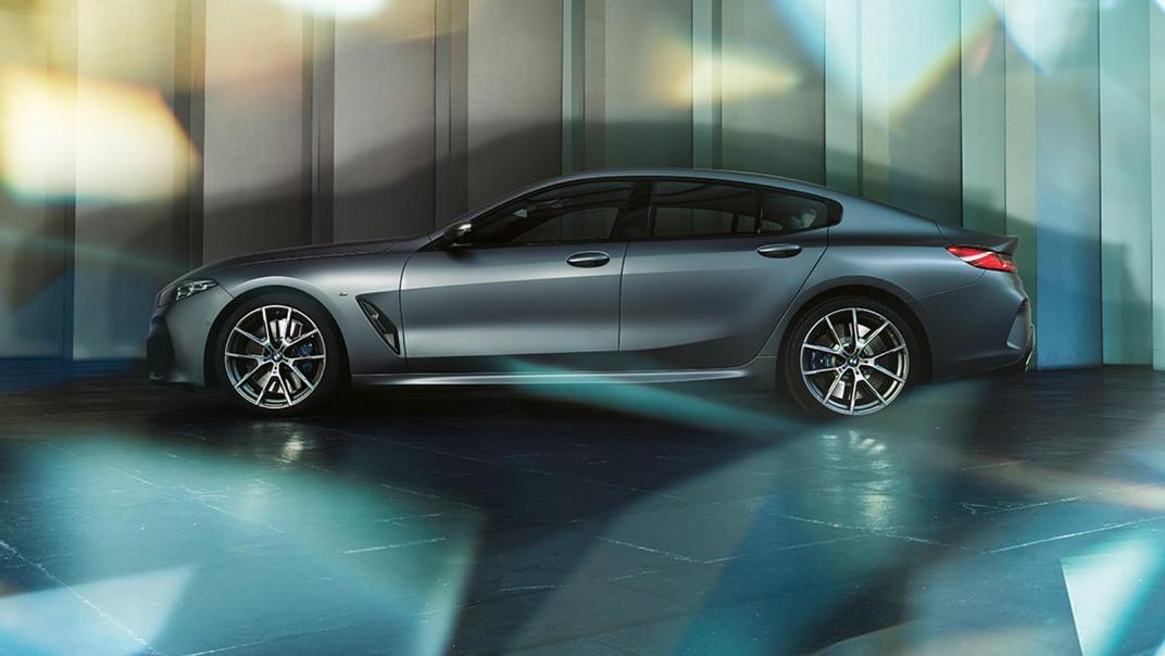 BMW 8 Series Coupe 840i Gran Coupe Exterior 005