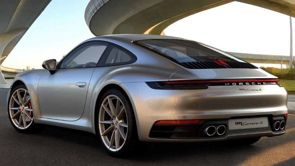 Porsche 911 2019 Exterior 052