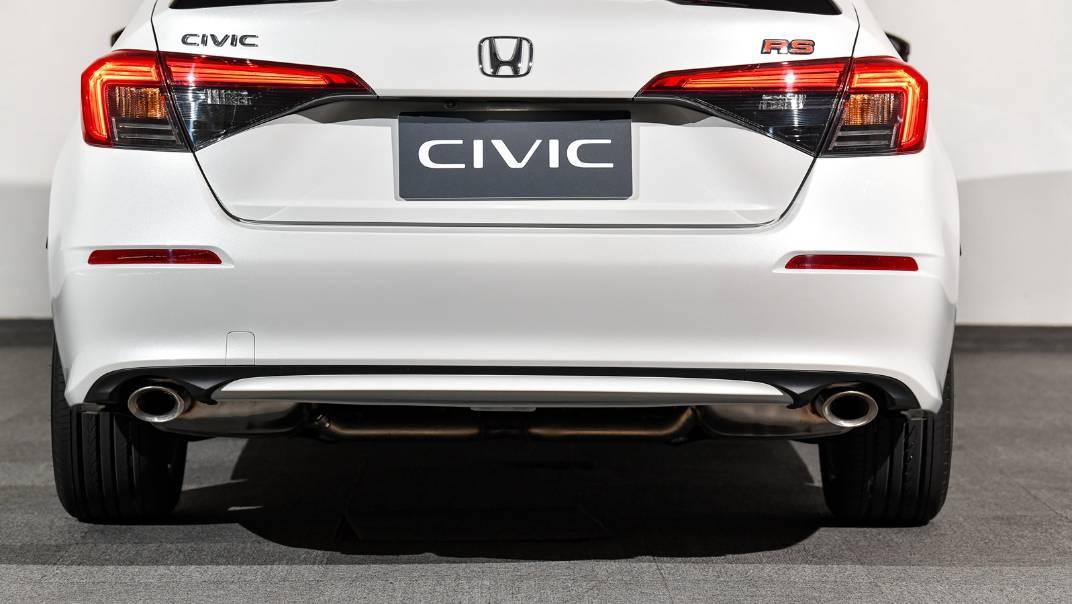 2022 Honda Civic Upcoming Version Exterior 027
