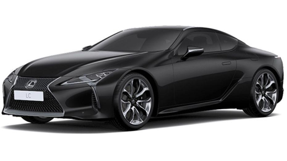 Lexus LC 2019 Others 005