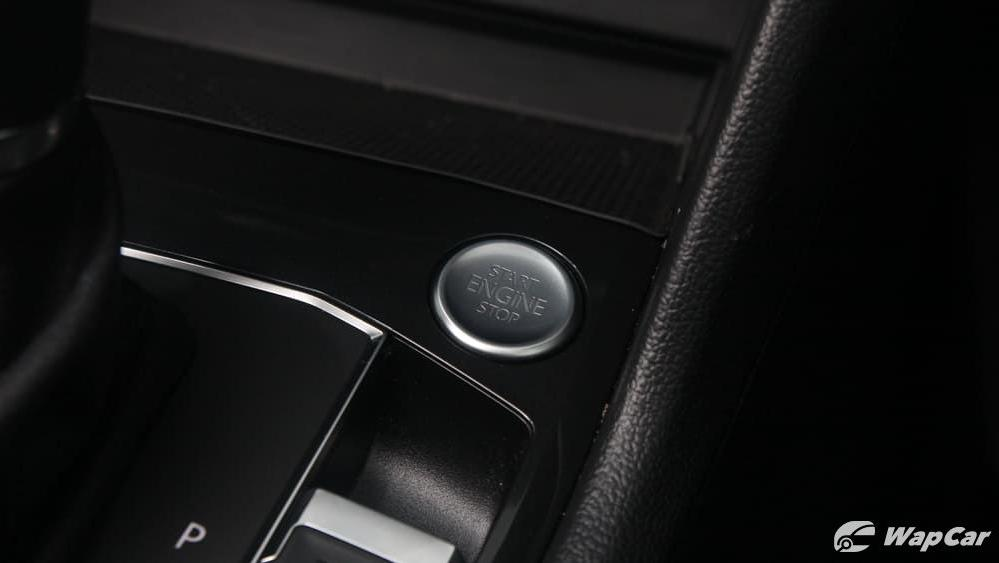 Volkswagen Tiguan 2019 Interior 026