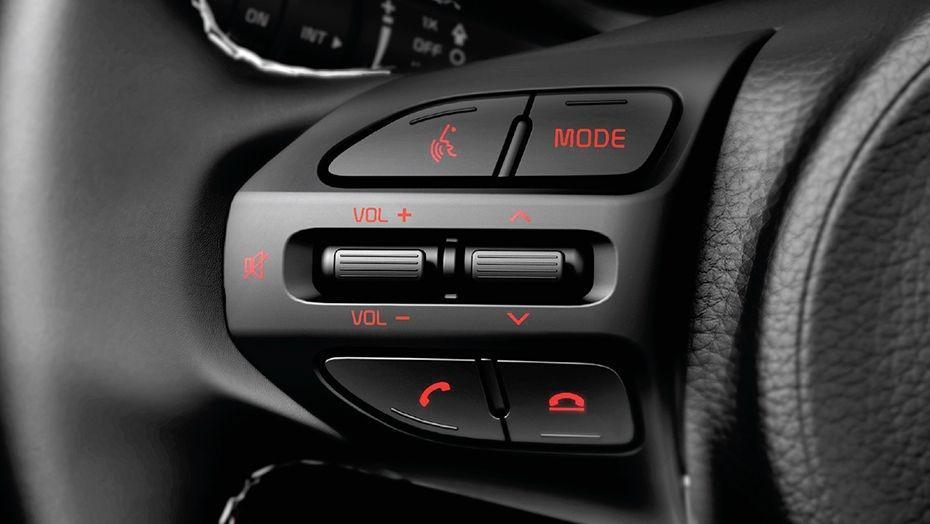 Kia Picanto 2019 Interior 004