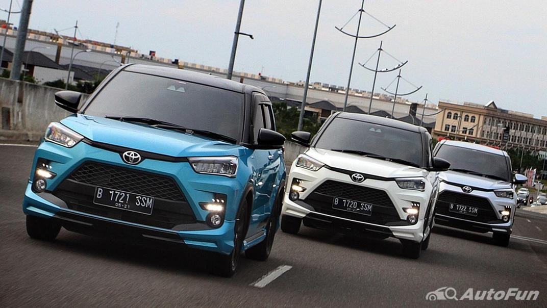 2021 Toyota Raize Exterior 065