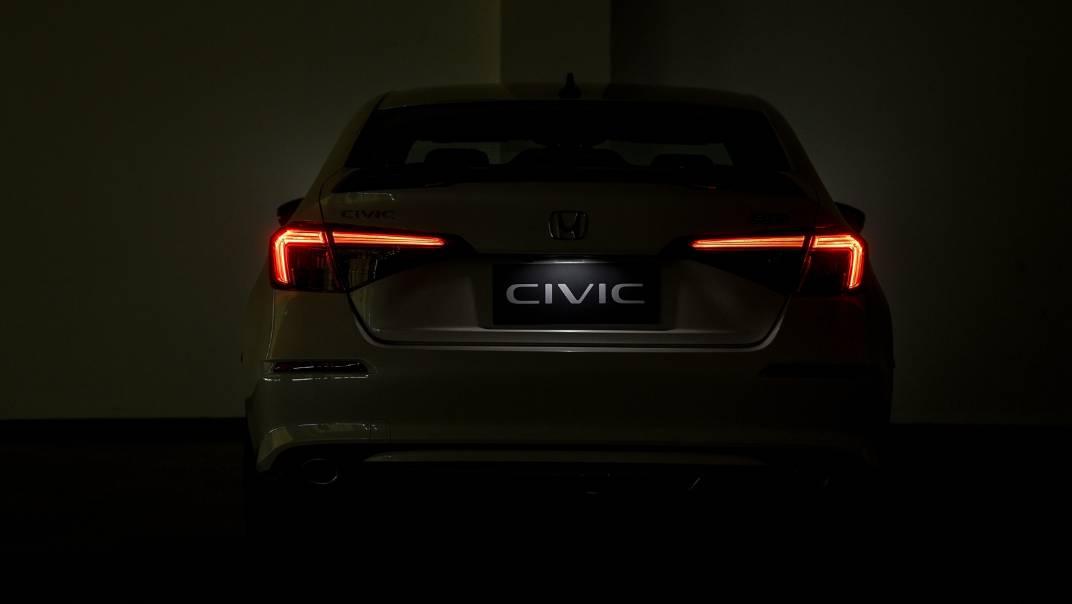 2022 Honda Civic Upcoming Version Exterior 013
