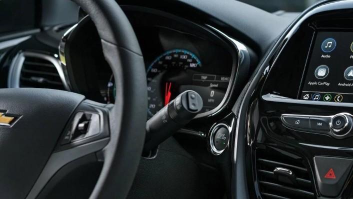 Chevrolet Spark 2019 Interior 001