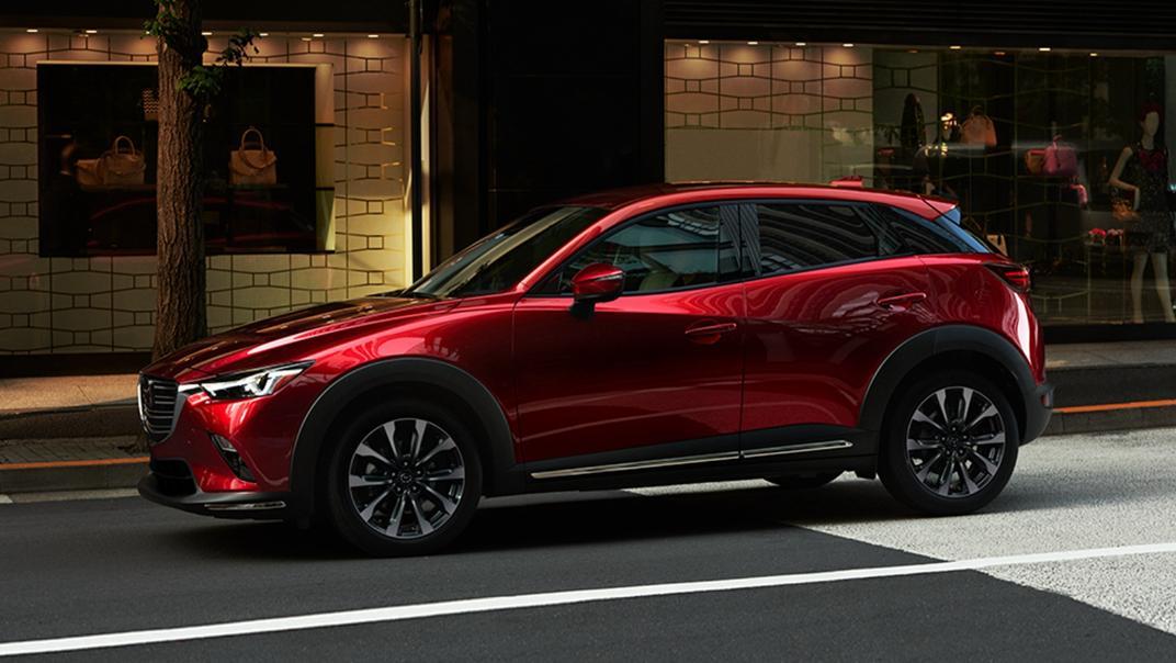 2021 Mazda CX-3 Exterior 008