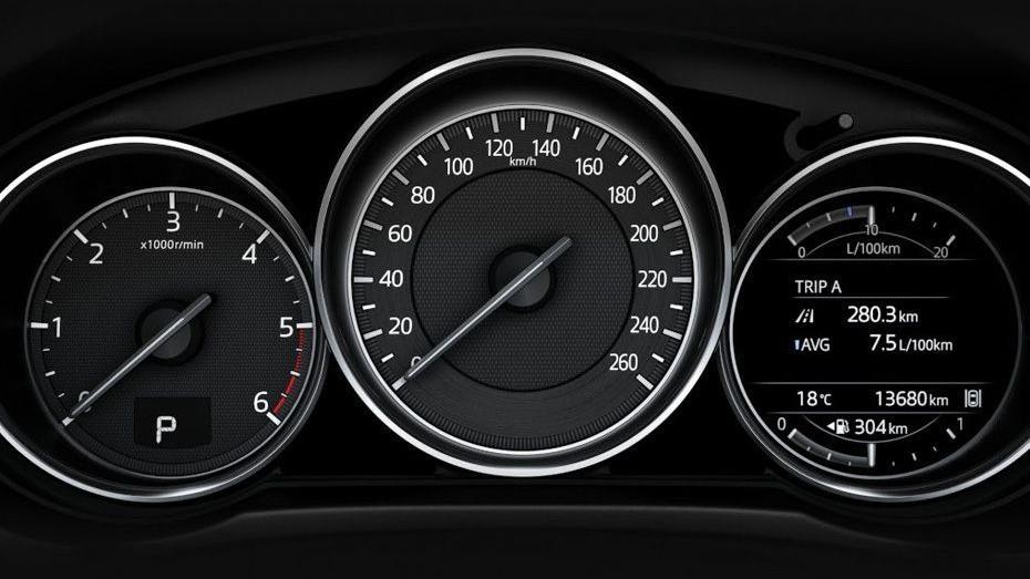 Mazda 6 2019 Interior 001